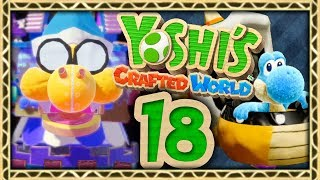 YOSHI'S CRAFTED WORLD ÉPISODE 18 - BOSS FINAL SECRET ?! VRAIMENT SUPER DUR !