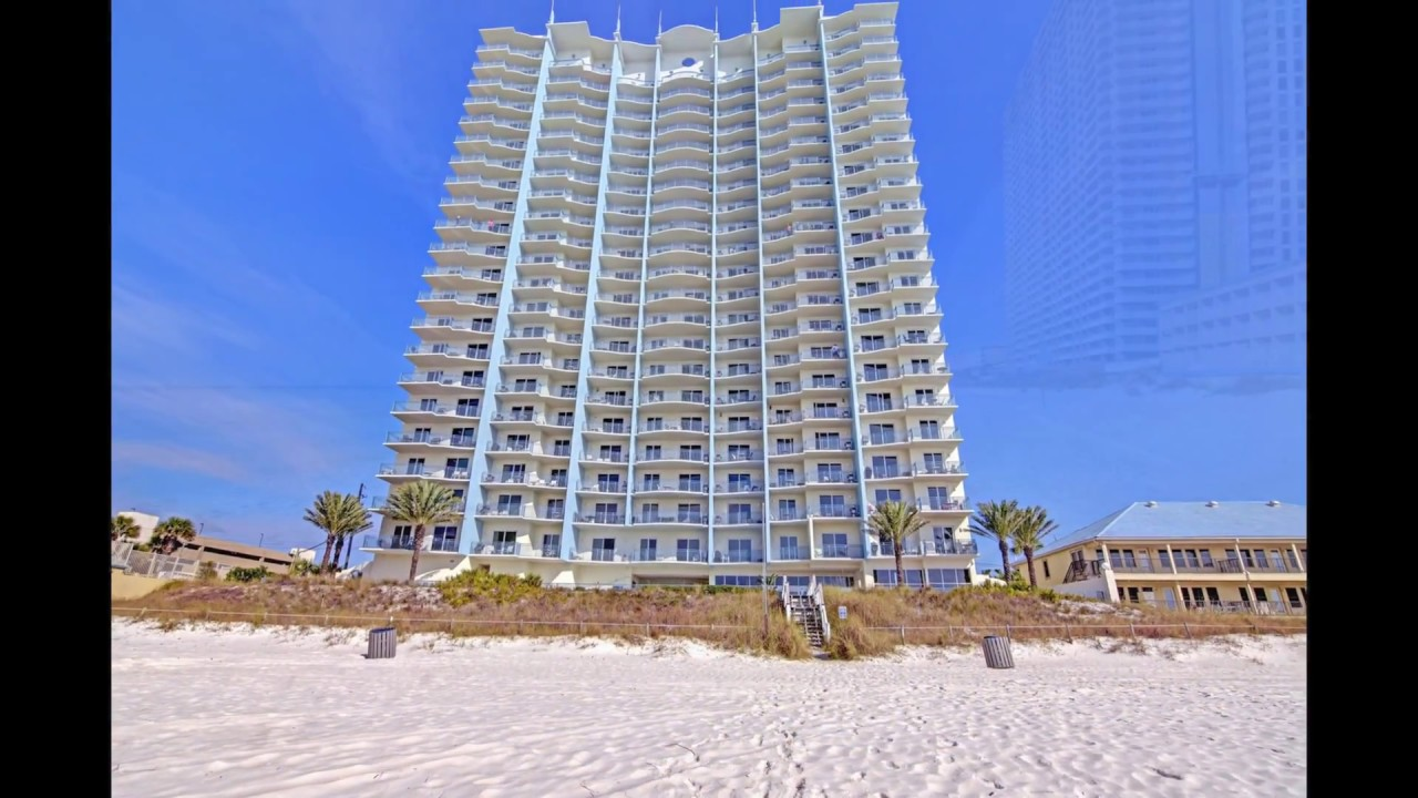 Resort Vacation Al Sterling Breeze 402 Panama City Beach