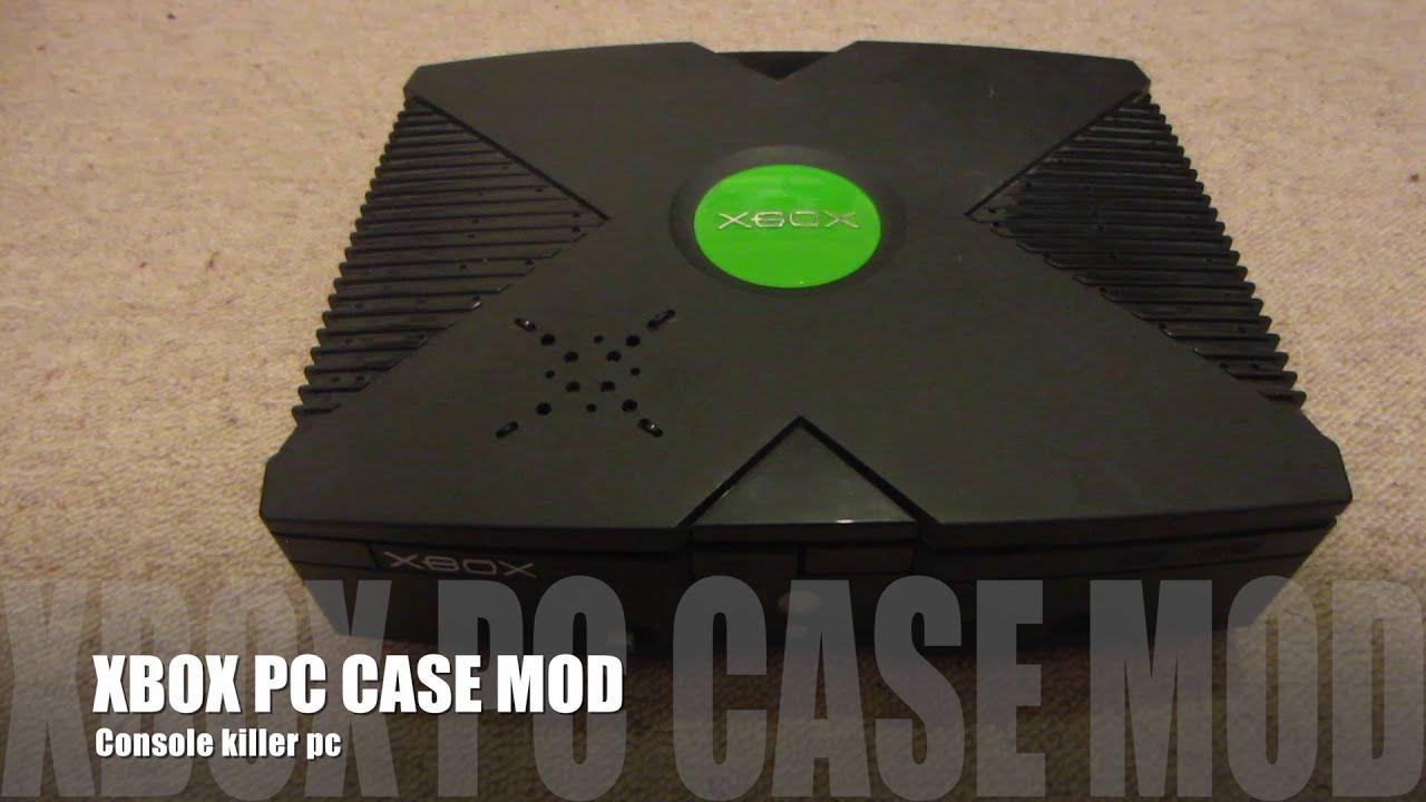 Case Xbox Mods Original