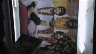 The Beatles in India Installation at Liverpool John Lennon Airport