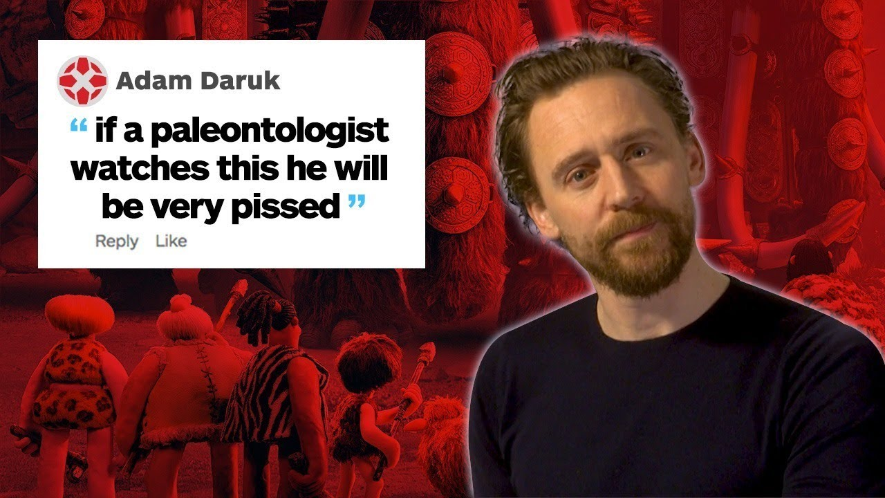 Tom Hiddleston Responds to IGN Comments