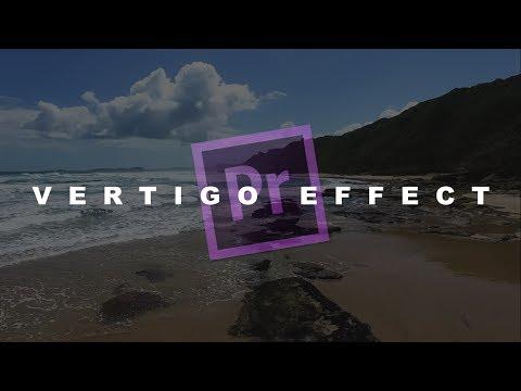 Tutorial Vertigo Effect / Dolly Zoom - Adobe Premiere Pro (Indonesia)