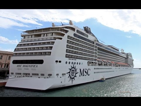 Cruise Ship MSC Magnifica 2017 HD 1080p  Full Video Tour