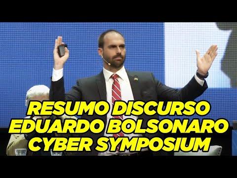 Resumo da minha fala nos EUA, no Cyber Symposium