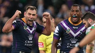 NRL Highlights: Melbourne Storm v South Sydney Rabbitohs - Finals Week 1