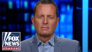 Ric Grenell: Concerning signs coming out of Biden admin on foreign policy