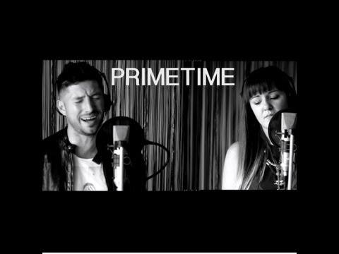 ❤️ Janelle Monáe ft. Miguel - PRIMETIME (Daniel de Bourg & Olivia Leisk cover)