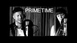Janelle Monáe ft. Miguel - PRIMETIME (Daniel de Bourg & Olivia Leisk cover)