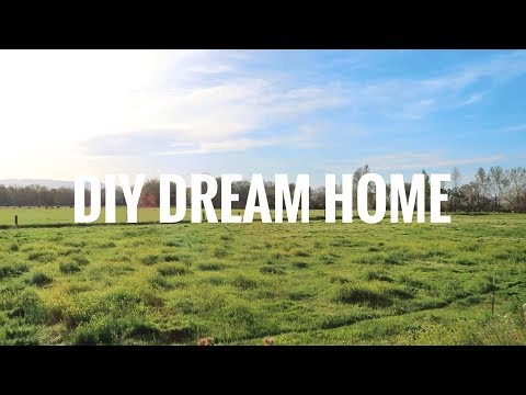 DIY DREAM HOME | Husband Builds His Wife Her Dream House! EP. 1