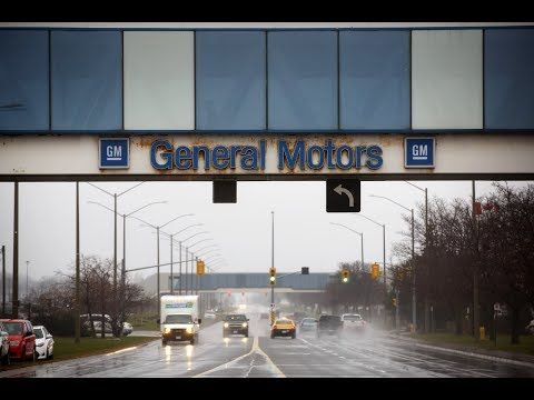 General Motors closes Oshawa production plant
