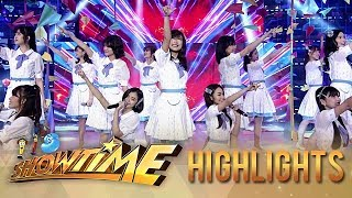 MNL48 sings 365 Araw Ng Eroplanong Papel | It's Showtime