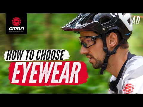 How To Choose Eyewear For Mountain Biking | All You Need To Know