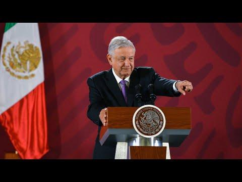 Ampliación del informe del operativo en Culiacán, Sinaloa. Conferencia presidente AMLO