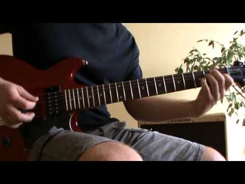 Hello Mary Lou solo guitar lesson + TAB...