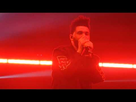 The Weeknd - Or Nah live (front row in Boston, MA - September 12th 2017)