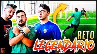 EL RETO DE LAS VOLEAS LEGENDARIAS ft. Spursito x Vituber.