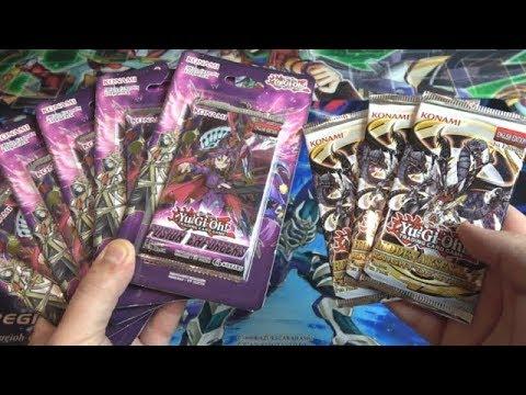 Epic Yu-Gi-Oh! Hidden Arsenal 7 3 Packs & 5 Fusion Enforcers Packs Opening