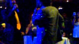 Fernando Bladys en la cantina