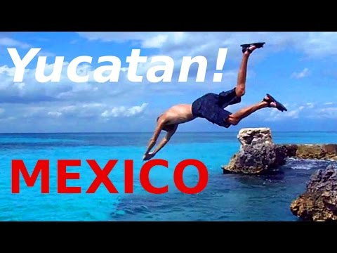 A Budget Traveler's Tour of the Yucatan, Mexico