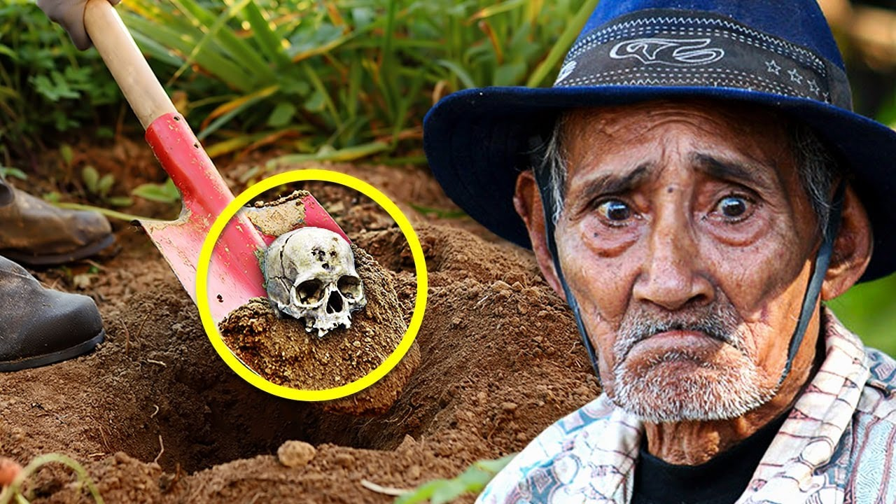 Farmer Digs Up A Cursed Artifact, Then Regrets Picking It Up