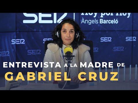 """Entrevista a Patricia Ramírez, madre de Gabriel Cruz: """"Aún no he podido hacer mi duelo"""" [05/12/2019]"""