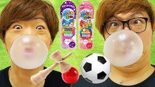 提供:ロッテ ふ~せんの実 http://www.lotte.co.jp/products/brand/fusen_gum/ ------------------------------------------------------------------------ 【チャンネル登録】してね!