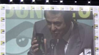 SDCC Kingsman: The Golden Circle Panel Highlight - Matthew Vaughn On Video Chat