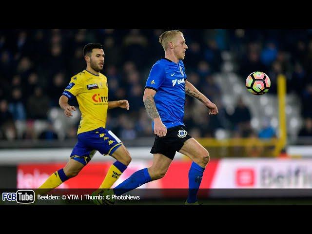 2016-2017 - Jupiler Pro League - 23. Club Brugge - Waasland-Beveren 2-1