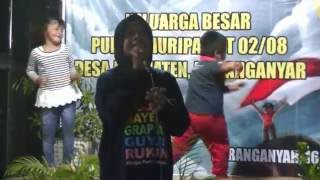 Lungiting Asmoro - Dangdut Malam Tirakatan HUT RI Ke 71 Puri Kahuripan RT 02/08