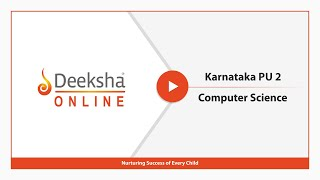 Deeksha Online | PU 2 | Computer Science | Lab Programs C++| 10-08-2020