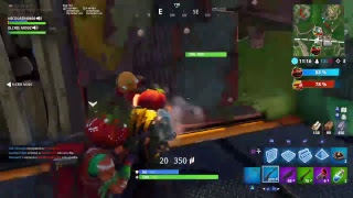 Divertiendonos en fortnite