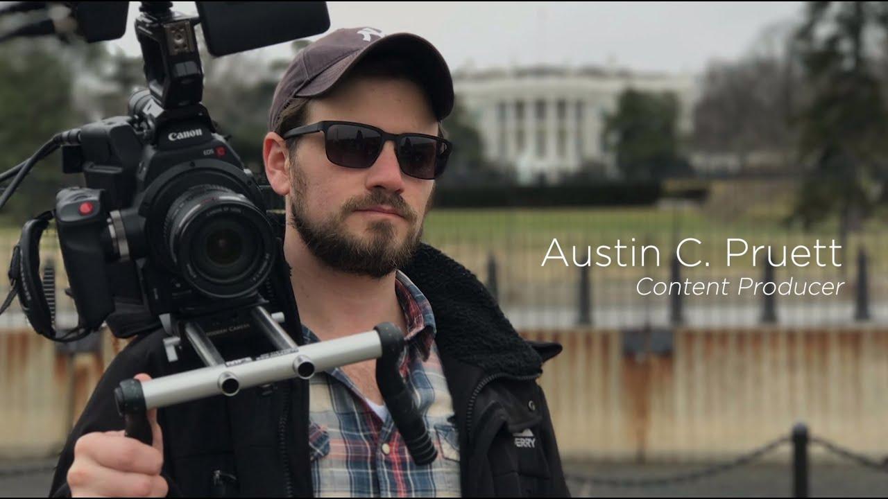 Austin C. Pruett: Politics and Activism Reel 2020