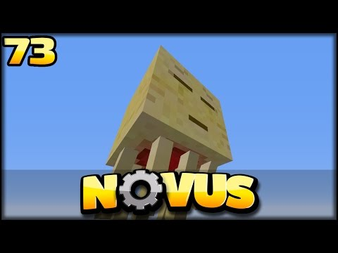 EVOLVED GHAST BOSS   Minecraft NOVUS #73   Minecraft Modpack