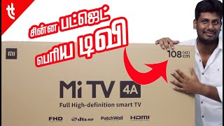 Baixar Mi TV 4A 43 Inch in Tamil Today Tech