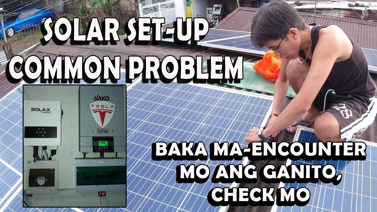 Hybrid off grid solar set-up, on grid solar set-up hybrid solar set-up common problems | DIY SOLAR
