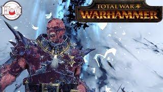 Chaos vs Empire - Total War Warhammer Online Battle 334