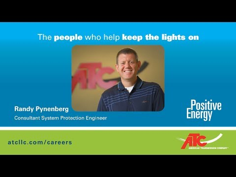 The people who help keep the lights on: Randy Pynenberg, Consultant System Protection Engineer