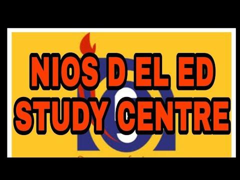 Nios d el ed study centre