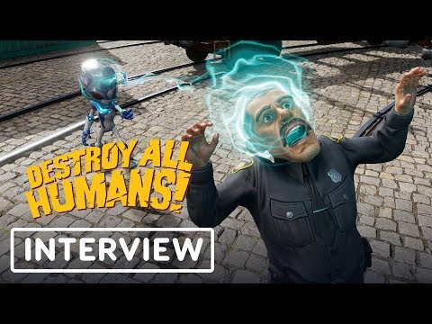 Destroy All Humans: What the Remake Changes and Improves – Gamescom 2019