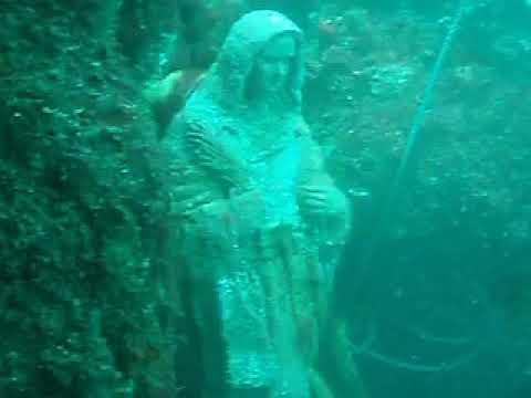 La Virgen de la Palma en su lugar secreto