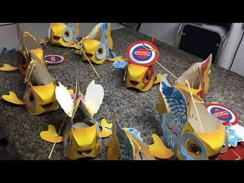 Hướng Dẫn Lắp Ráp Lồng Đèn Kokomi 2020 || Lồng Đèn Kokomi || Hướng Dẫn Sử Dụng Lồng Đèn Kokomi!