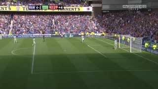 Rangers 4 Celtic 2 - 2nd Half - 18.09.2011 (High Def)