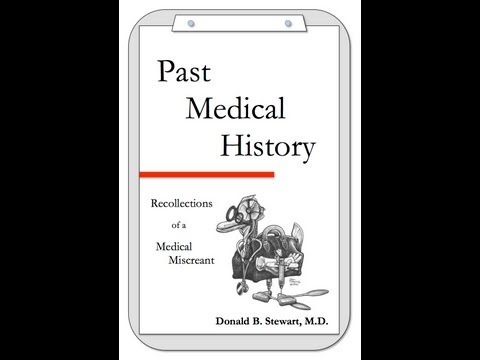 Past Medical History Book