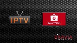 IPTV EN SONY BRAVIA CON LISTA …