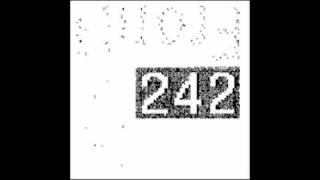 front 242 - welcome to paradise 1.0