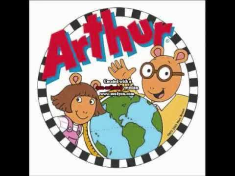 Arthur theme song (Reggae Remix)
