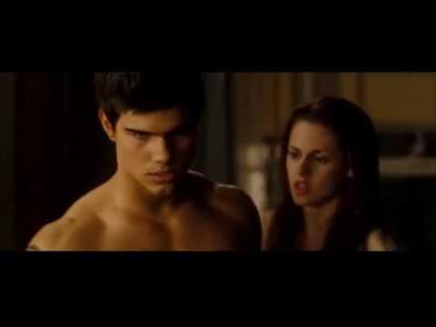 The Twilight Saga : Newmoon  Jake In Bellas Room Extended Scene 712