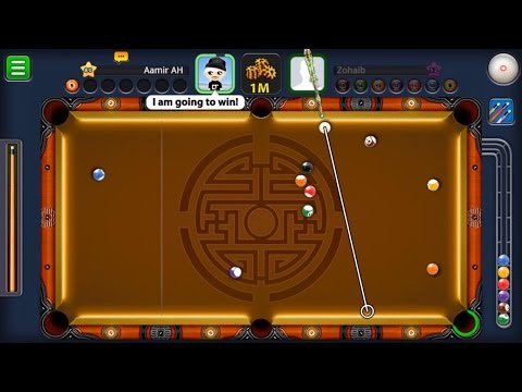 8 Ball Pool- Shanghai #2- Winning 2M (Denial) I AM GOING TO WIN!