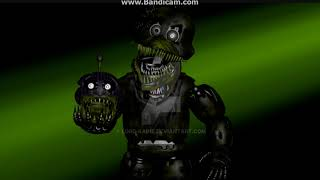 Phantom Nightmare Chica Sings The FNAF Song