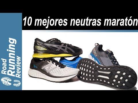 Las 10 mejores zapatillas neutras para correr un maratón ...
